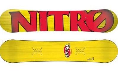 planche de snowboard pour enfant