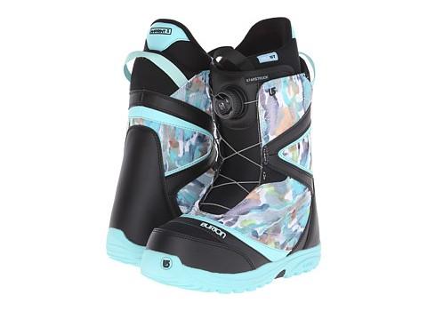 chaussures de snowboard pour femme