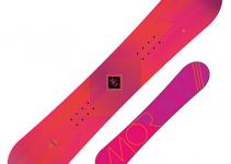 planche de snowboard freeride