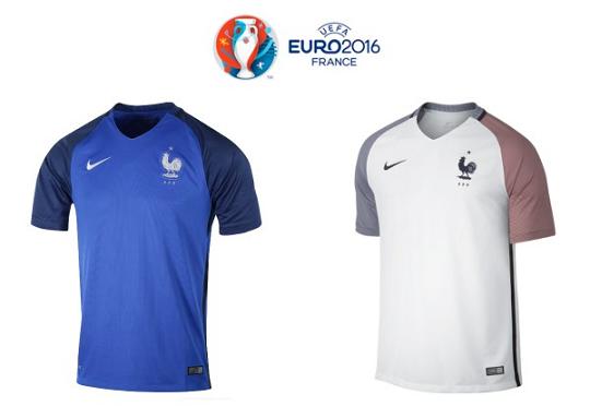 0272d59cfeffc UEFA EURO 2016 : maillot de football - Sportylicious